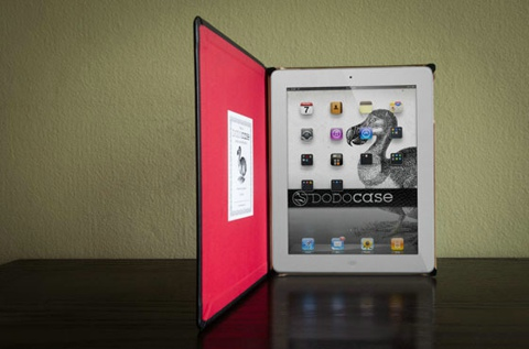 Fundas Dodocase iPad 3: prácticos diseños y colores intensos