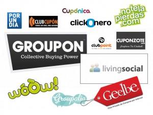 Web de compras grupales