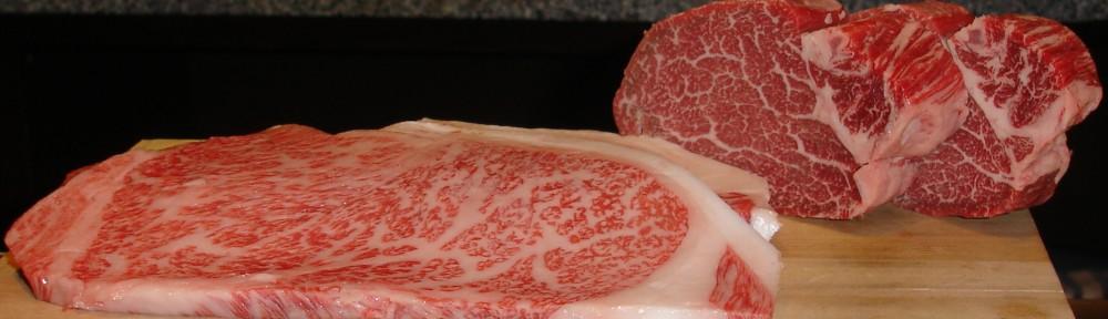 La moda de la carne de Kobe