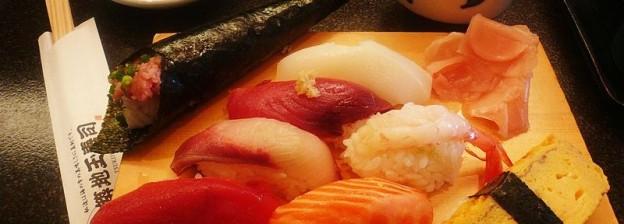 El día de la madre invítala a sushi