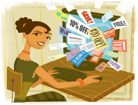 Seis trucos para ahorrar comprando por Internet